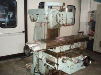 Universalfräsmaskin TIGER FU 110 1986-Foto 3