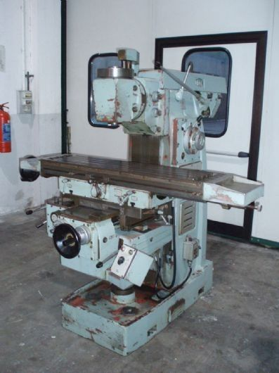 Universal Milling Machine TIGER FU 110 1986