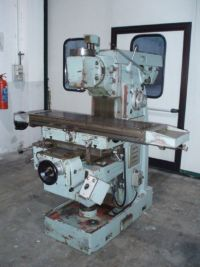 Universal Milling Machine TIGER FU 110