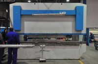 NC Hydraulic Press Brake LVD PPBL 200/40