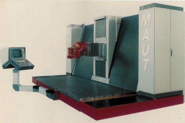 CNC Milling Machine MAUT K 2 1998