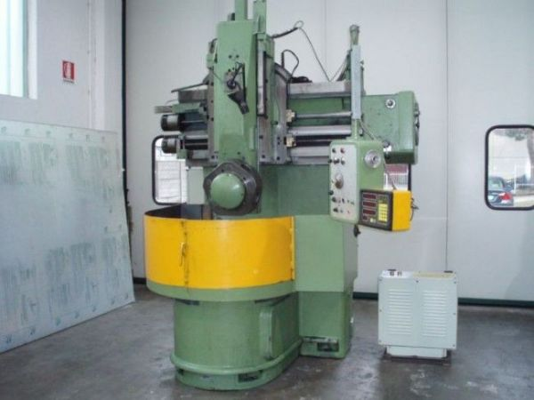 Karusselldrehmaschine DORRIES SD 80 1970