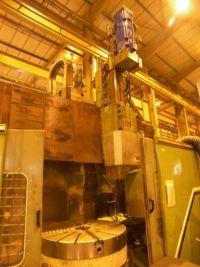 Tokarka karuzelowa CNC NOBLE LUND VTC NL 125 1992-Zdjęcie 2
