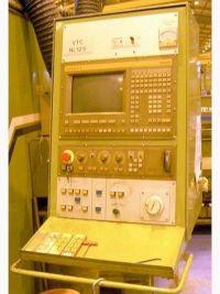 Tokarka karuzelowa CNC NOBLE LUND VTC NL 125 1992-Zdjęcie 3