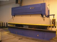 NC Hydraulic Press Brake STROJARNE PIESOK CTO 250/5400
