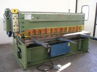 Mechanical Guillotine Shear CMLL C 2