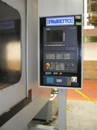 Rectificadora de superficies planas FAVRETTO MR/V 120 CNC 1998-Foto 2