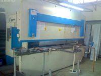 NC Hydraulic Press Brake LVD PPBL-H 135/4000