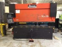 CNC Hydraulic Press Brake AMADA HFE-1003