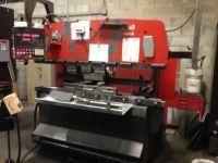 CNC Hydraulic Press Brake AMADA RG-50