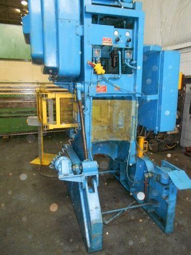 H Frame Hydraulic Press BLISS C-60 1974