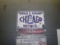 Хидравлична преса спирачка CHICAGO DREIS KRUMP 4510 DSP 1997-Снимка 2