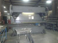 Hydraulic Press Brake CHICAGO DREIS KRUMP 4510 DSP