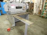 Mechanical Guillotine Shear CINCINNATI 2504