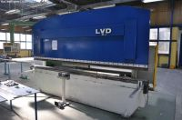 NC Hydraulic Press Brake LVD PPBL 135/40 MNC