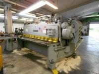 Mechanical Guillotine Shear CINCINNATI 2510