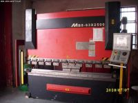 CNC Hydraulic Press Brake YANGLI MB 8 - 63 X 2500