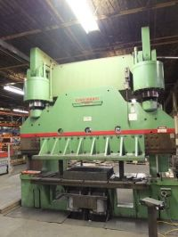 Hydraulic Press Brake CINCINNATI 600 H