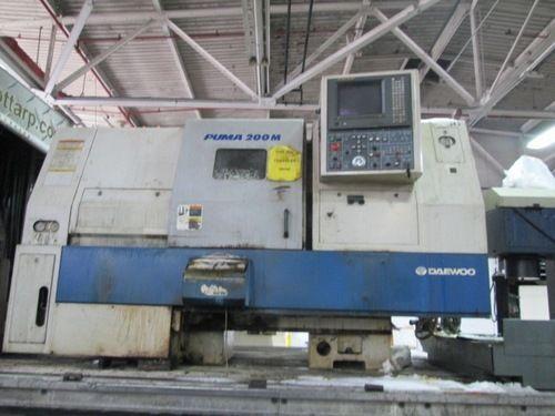 CNC eszterga DAEWOO PUMA 200 1999