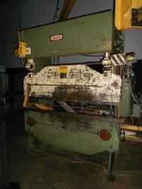 CNC Hydraulic Press Brake DIACRO 14-72