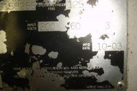 Screw Compressor GARDNER DENVER EAP 99 J 01 2003-Photo 5