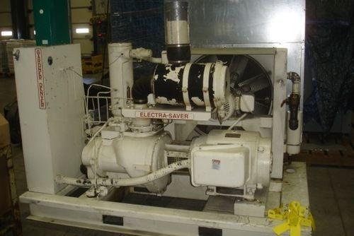 Screw Compressor GARDNER DENVER EAP 99 J 01 2003