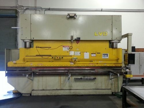 CNC Hydraulic Press Brake LVD 275 BH-15N-MNC 1982