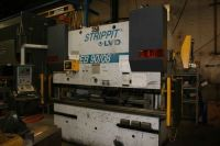CNC Hydraulic Press Brake LVD PPEB CADMAN