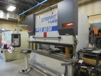 CNC Hydraulic Press Brake LVD PPEB-8