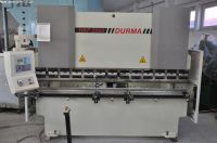 NC Hydraulic Press Brake DURMAZLAR DURMA HAP 2560