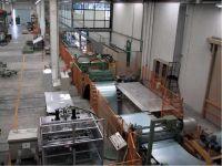 Линия профилирования листового металла STAM Linea di profilatura lamierati STAM Usata