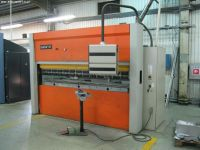 CNC Hydraulic Press Brake Safan SMK-K K50-2550 TS1