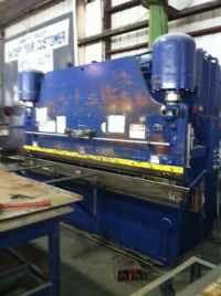 CNC Hydraulic Press Brake PACIFIC J 225-12