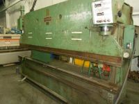 Hydraulic Press Brake PEARSON 10012