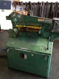 Ironworker Machine PIRANHA P-2