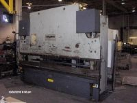 CNC Hydraulic Press Brake PULLMAX EKP-M 175 12/10