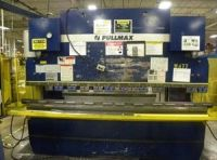 CNC Hydraulic Press Brake PULLMAX OPTIMA 100