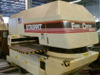 Turret Punch Press STRIPPIT 630 R