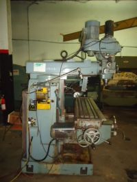 Vertical Milling Machine SUPERMAX YCM-2G