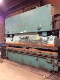 Hydraulic Press Brake WYSONG MTH 250-144