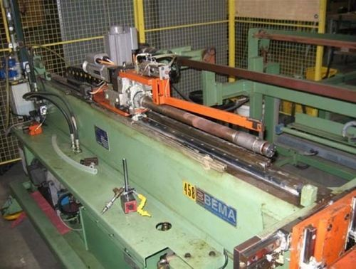 Mandrel Bender BEMA REKFORD 25 FGC 24 DS 1999