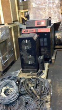 2D Plasma cutter KALIBURN SPIRIT 400