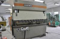 Hydraulic Press Brake DONEWELL 80-2500