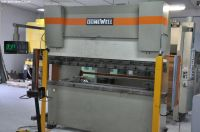 NC Hydraulic Press Brake DONEWELL H80-2500