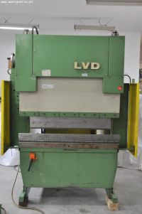 Hydraulic Press Brake LVD PPN 50/12