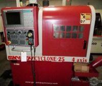 Torno automático CNC GANESH CYCLONE 25 CY