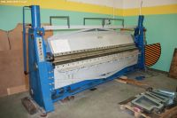 Folding Machines for sheet metal EUROMET ZH 4x3100