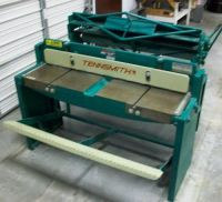 Mechanical Guillotine Shear TENNSMITH 5 2