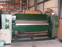 Folding Machines for sheet metal RAFAMET KM 4 x 2000 MM