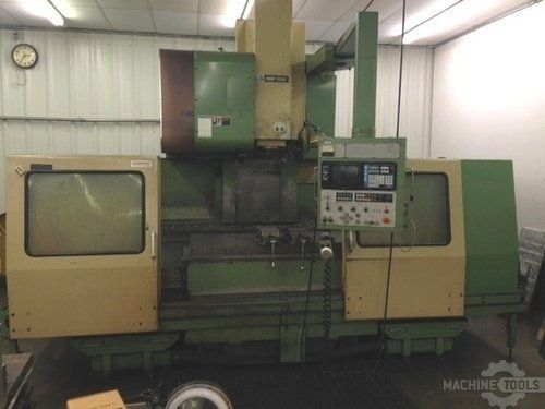 CNC centro de usinagem vertical MORI SEIKI MV-65 B 50 1986